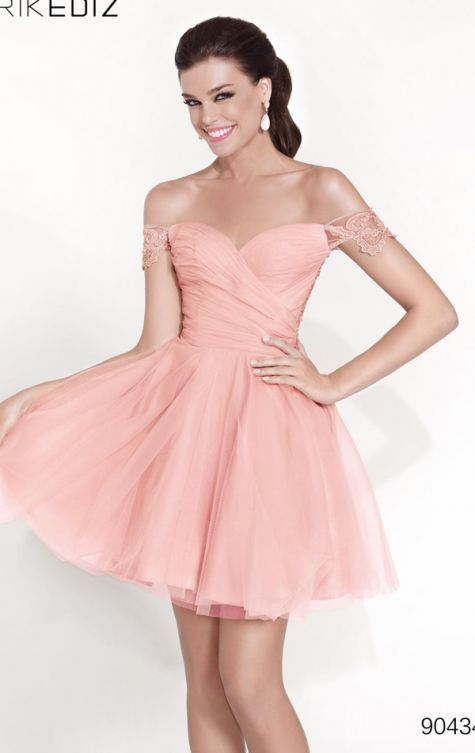Mejores 26 imágenes de Short Dresses Collection (Tarik Ediz) en ...