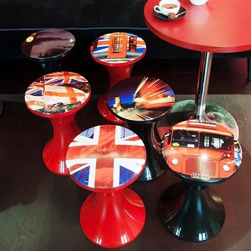 $ эксклюзивно в России: табуреты London от Branex Design (Франция)