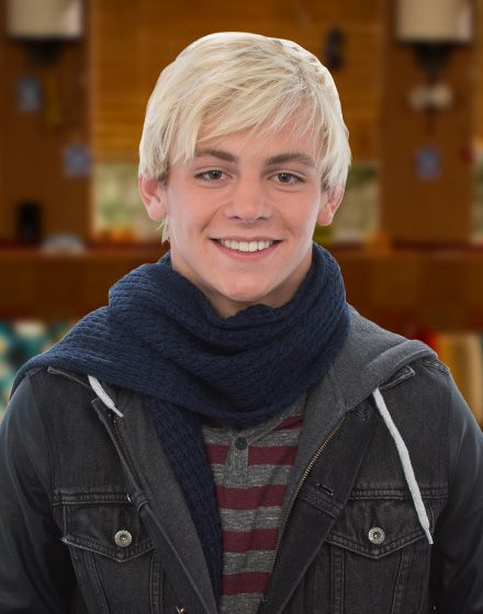 Not only does Ross Lynch star as Austin Moon in Austin & Ally, he's also the lead singer of the band R5.