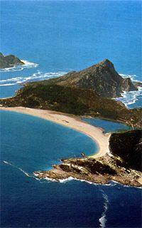 Playa de Rodas - Islas Cies Galicia Spain