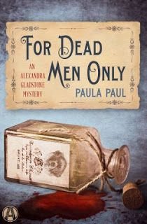 A Bookaholic Swede: For Dead Men Only by Paula Paul