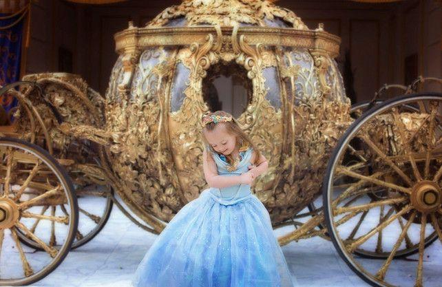 Mama tovert kleuter met Down om tot mooiste Disney-prinses | Disney-magie | De Morgen