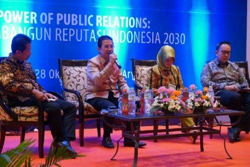 Tony Wenas; Membangun Trust Global, APRIL Seimbangkan Produksi dengan Kelestarian Lingkungan