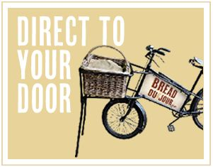 Direct to Your Door - National UK mainland courier charge £6.95 per 20kg