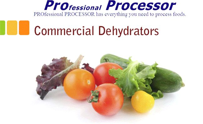 Buy commercial dehydrator and other tools which is available at affordable prices only at online store of Proprocessor.com Buy Now: http://www.proprocessor.com/dehydrators.htm For more query, you can call us :  1-800-330-5081 or 979-733-0800 Or you can mail us at  sales@proprocessor.com