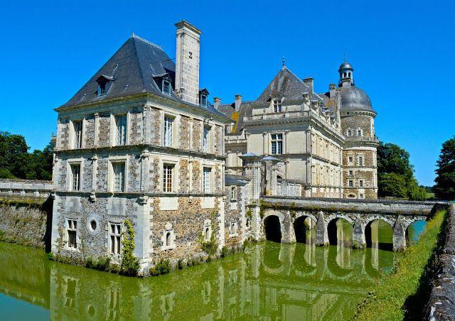 France, Loire Valley - Château de Serrant I