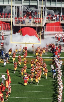 "Iowa State!!! - ""Category #5 - Football"""