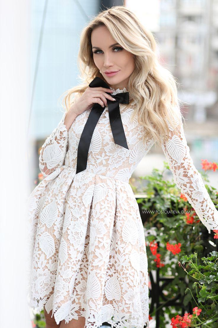 lace-dress-1 lace-dress-3 lace-dress-6 #lacedress #dress #lace #elegantdress #fallwinter #fw1617 #stilettos #nudestilettos #nude #cocktaildress #reddress #redlacedress #rochie #rochieeleganta #ivorylacedress #ivorydress #ivorylace #