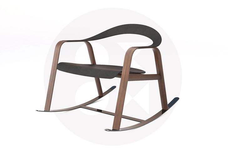 Ozon Design | Products | BENDY ROCKING CHAIR  Deniz Uner