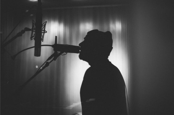 City and Colour recording their fifth studio album, If I Should Go Before You in 2015 at Blackbird Studios, Nashville, Tennessee