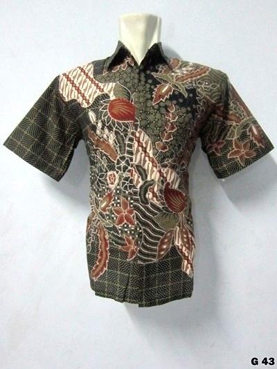 KODE G43 | IDR 70.000 | Bahan : katun prima, batik sablon kombinasi | Size M, L, XL | Hotline : 081333303545 | BB Pin 2128117C.
