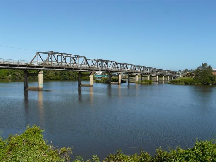 Martin Bridge, Taree