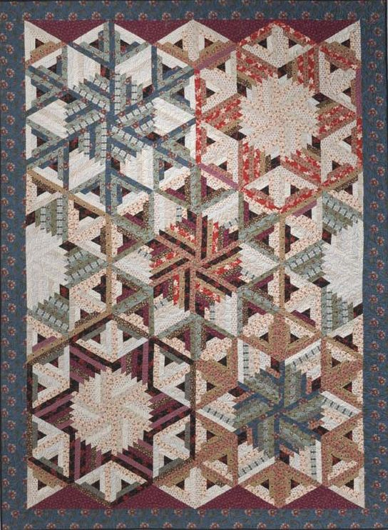 1000 Ideas About Log Cabin Quilts On Pinterest Quilts