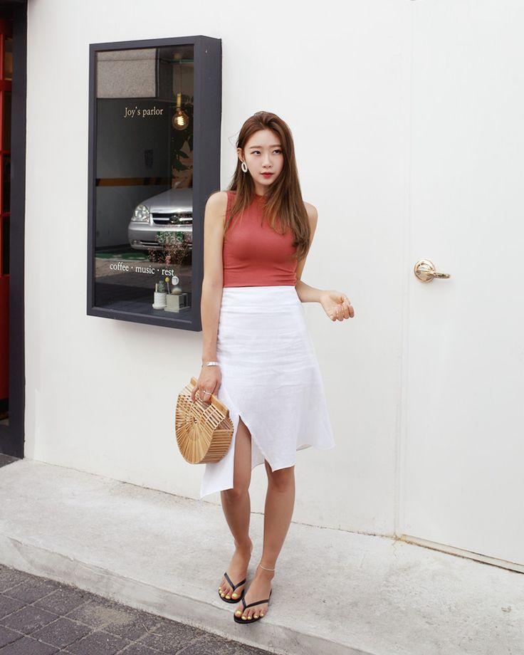 #Dahong style2017 #summerlook #Minyoung