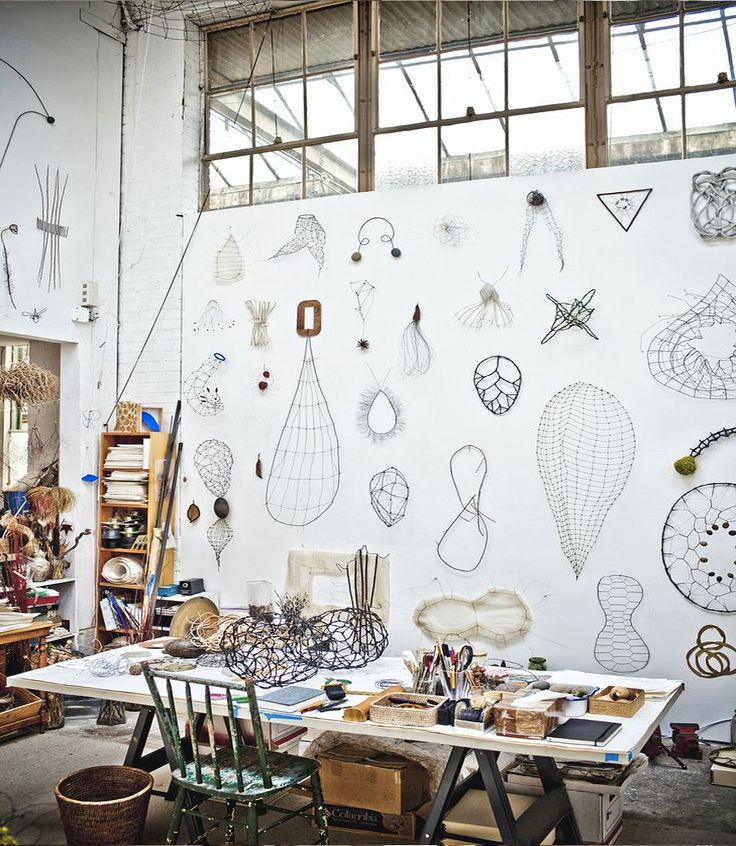 The most beautiful artist's studios on the planet - I want Yuri Kuper's Barn House Studio
