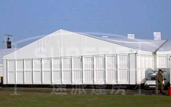 Special large warehouse tent - Standard Tent - Superb Tent Manufacturer