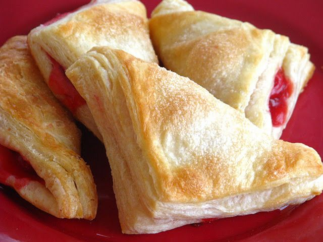 Cherry Turnovers the Old Fashioned Way | Cherry on top please!! | Pin ...