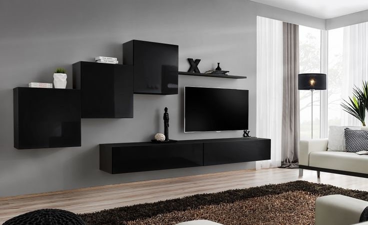 287 best Modern wall units / living room wall units / contemporary ...