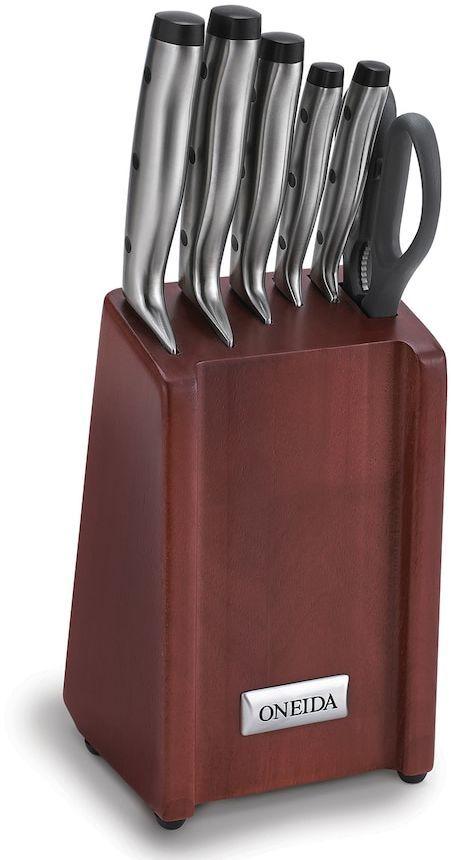 Oneida 7-pc. Pro Stainless Steel Cutlery Set