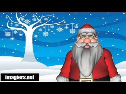 [Chansons de Noël] Saint-Nicolas - YouTube