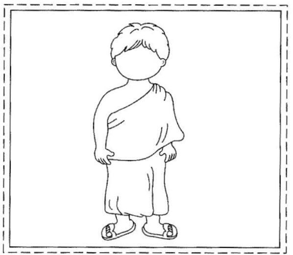 hajj coloring pages - photo #49