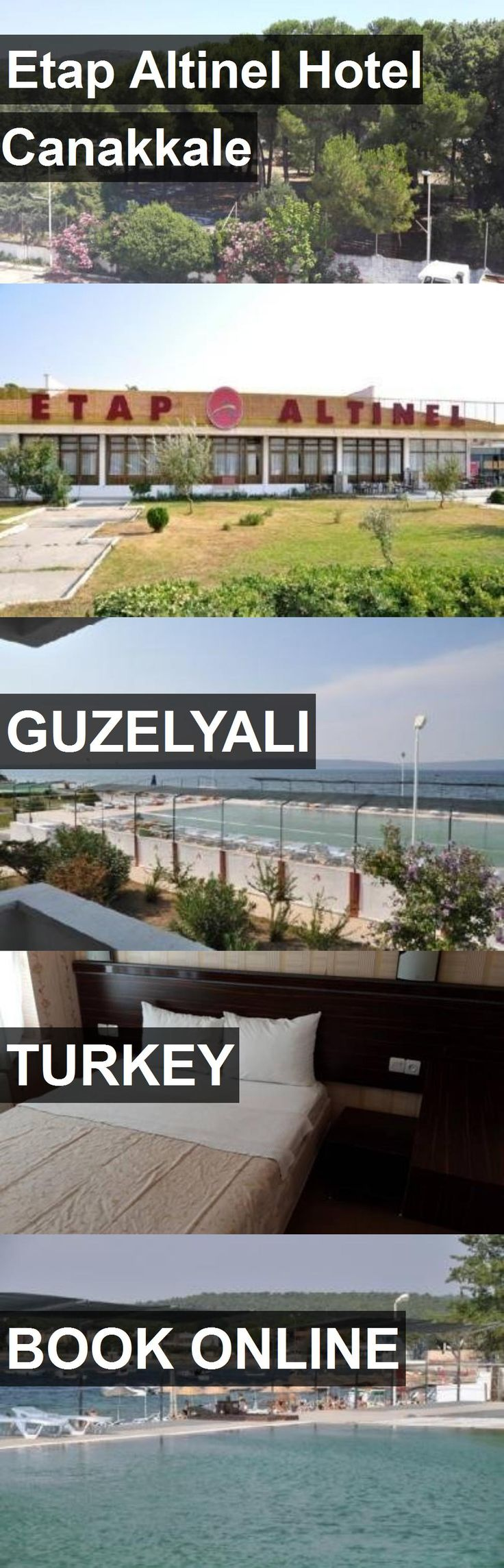 Hotel Etap Altinel Hotel Canakkale in Guzelyali, Turkey. For more information, photos, reviews and best prices please follow the link. #Turkey #Guzelyali #EtapAltinelHotelCanakkale #hotel #travel #vacation