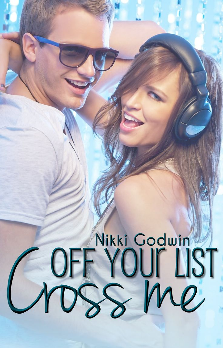 Cover Reveal: Cross Me Off Your List By Nikki Godwin