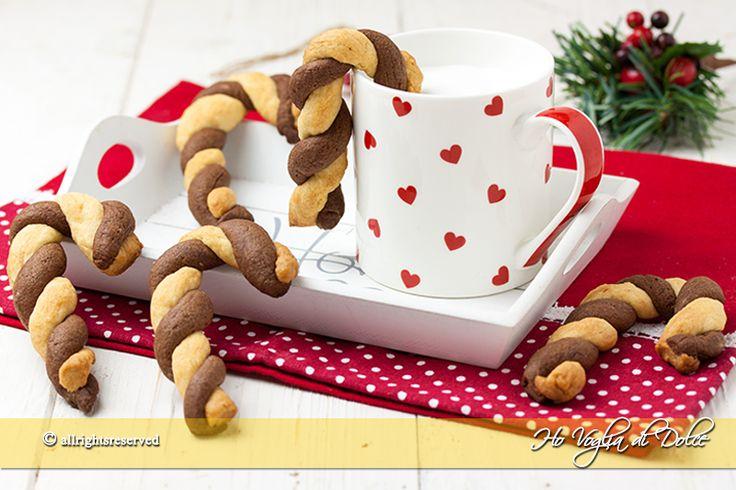Biscotti di Natale, i miei abbracci natalizi