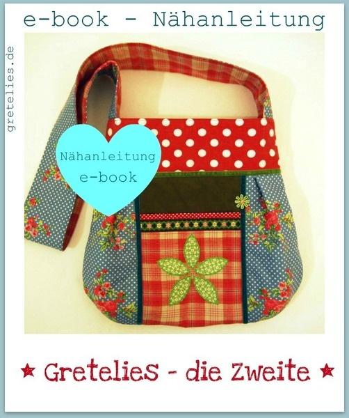 e-book Tasche *GRETELIES - die Zweite*