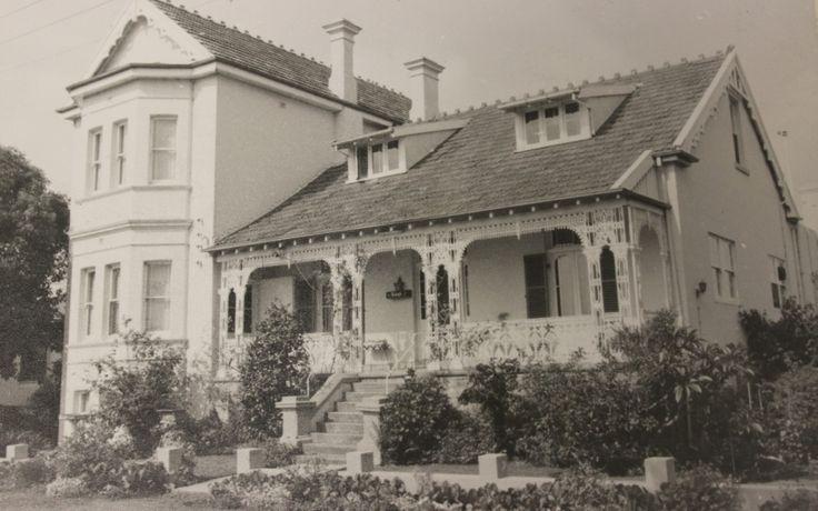 Historic Homes – Ranleigh House Parramatta.