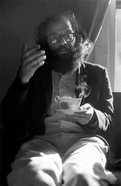 Allen Ginsberg: Beat generation poet