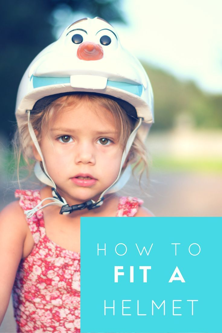 How To Fit A Kids Bike Helmet Kids Bike Kids Helmets Best Kids