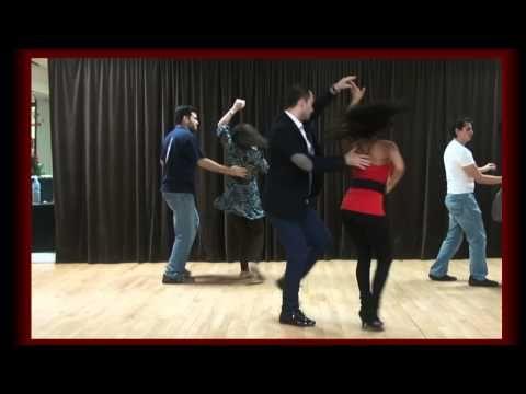 SALSA CLASS - YouTube