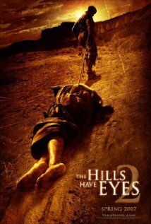 # 5 The Hills Have Eyes II (2007) Truly traumatic scenes.. And who isn't scared of nuclear mutated rapists??