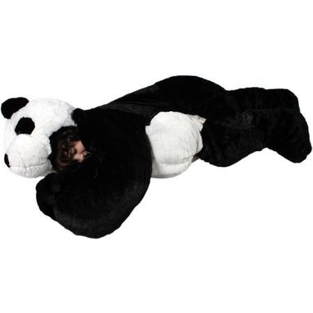 SnooZzoo Panda Bear Sleeping Bag, Large - Walmart.com                                                                                                                                                                                 Más
