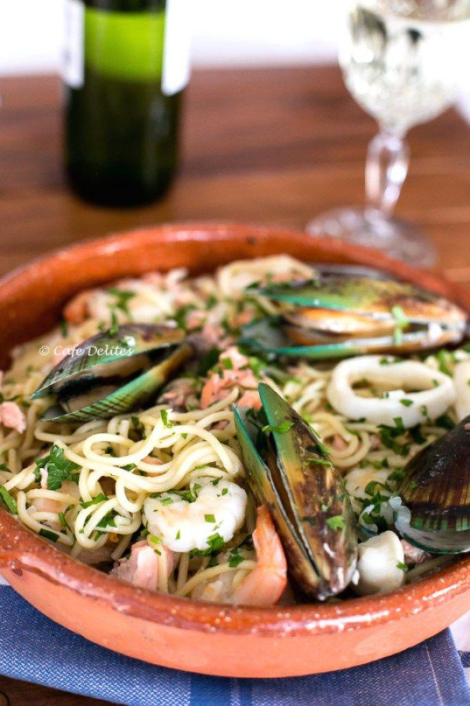 25 Best Ideas About Seafood Marinara Recipe On Pinterest