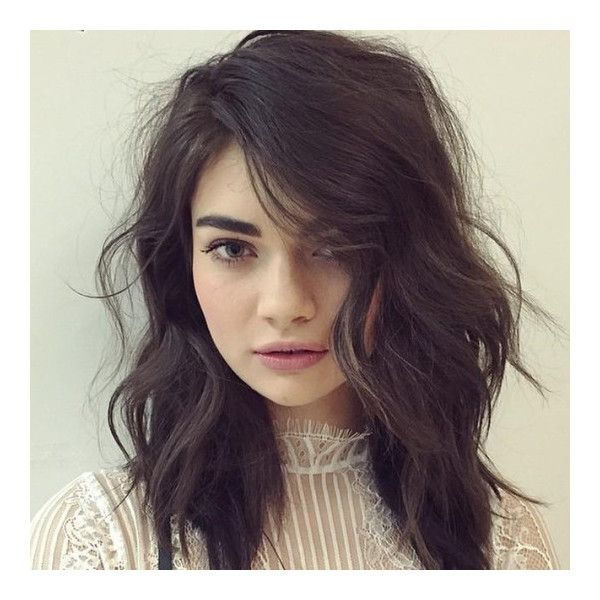 haircuts for thin and hair liked on polyvore featuring antonina vasylchenko 5390