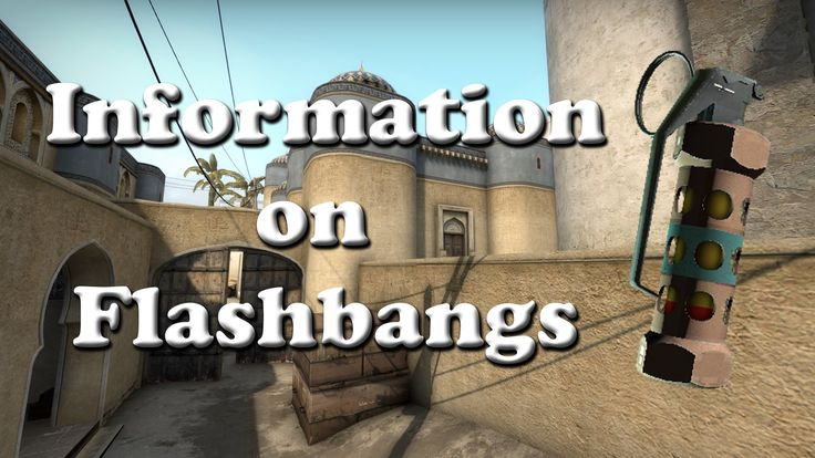 How to use flashbangs and what they can be used for in CS:GO