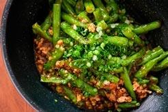 Green Beans with Garlic Black Bean Sauce? Yes, please! #PBSCuriosityGarlic Black, Black Beans Sauces Recipe, Green Beans, Fresh Taste, Greenbeans, Veggie, Mr. Beans, Food Recipe, Pbs Food