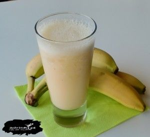 Banana Smoothy « 2DRINK.PL