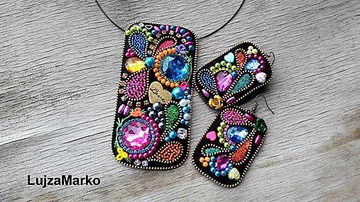 Náhrdelníky - Gypsy náhrdelník - 5937303_