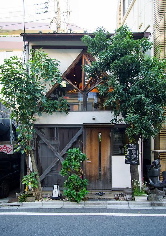 Aoyama, Tokyo teahouse