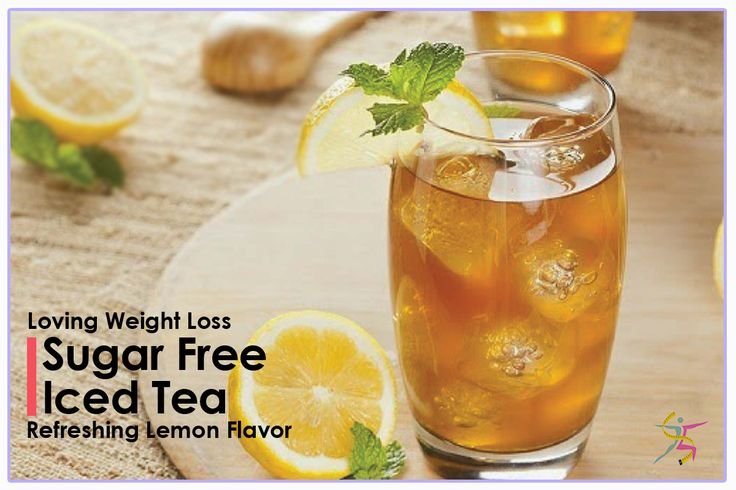 #SugarFreeIcedTea with 5 grams fiber and a refreshing lemon flavor. Loving weight loss!#WLS #fiber #protein #flavor