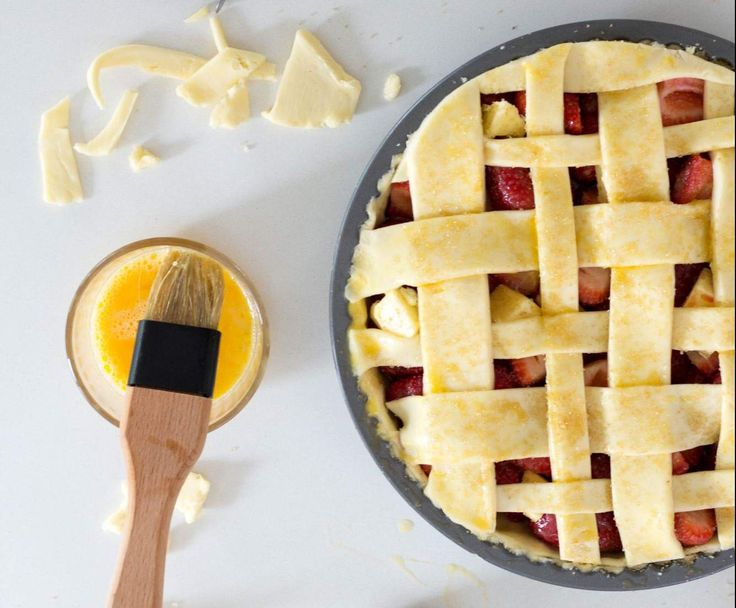 Recipe Gluten Free Sweet Pastry by Hungry And Fussy - Recipe of category Baking - sweet