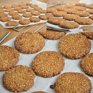 Amarantové keksíky (fotorecept) - obrázok 4