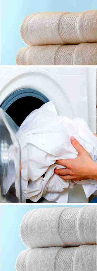 A partir de ahora tus toallas siempre estarán como nuevas e incluso mejores