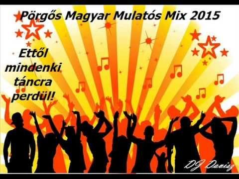 ♫Pörgős Magyar Mulatós♫ Mix 2015 (DJ Davisz)