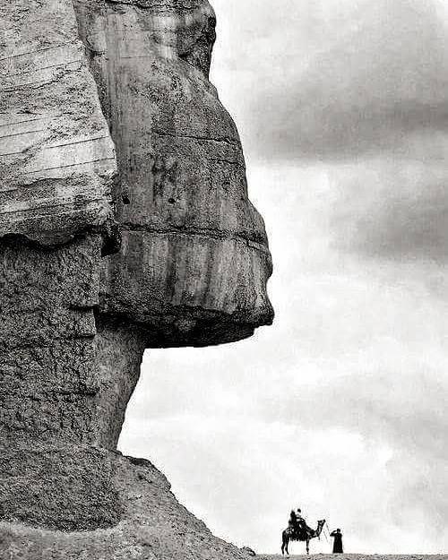 Esfinge .Egipto