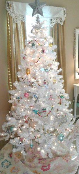 Christmas trees white christmas trees and purple christmas tree