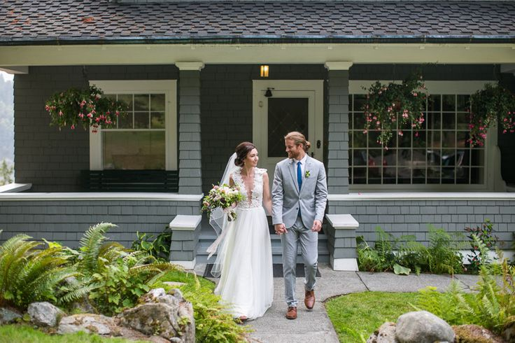 Washington Wedding | Woodstock Farm | Bellingham, Washington
